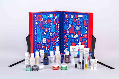 kiehl beauty advent calendar 2017