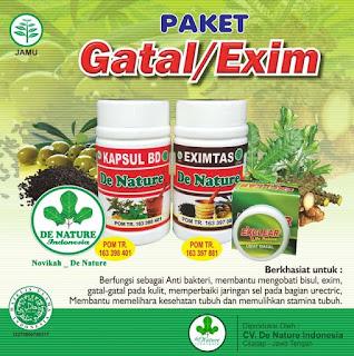 Obat Herbal Alami Paling Super Untuk Menyembuhkan Eksim