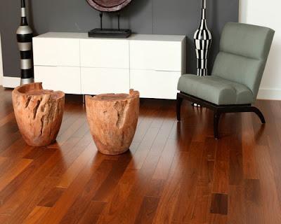 Sàn gỗ tự nhiên giáng hương đứng đầu về màu sắc