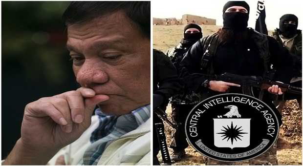 President Duterte Confirms That ISIS Built An HQ In The Philippines