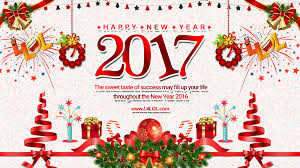 Happy new year 2017 messages: