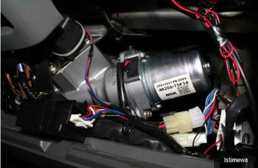 Ilustrasi. Electronic power steering Istimewa