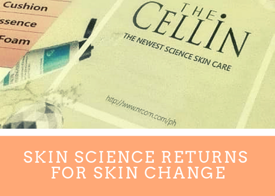 THE CELLIN: Newest Science Skin Care