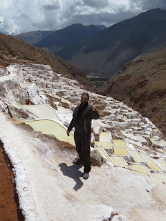 Salineras de Maras / Peru.