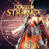 Label Bluray Doctor Strange (2016)