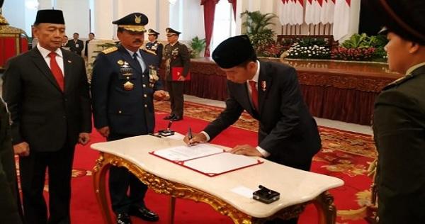 Aturan Baru Pemecatan PNS yang Tak Penuhi Target Kinerja, Resmi Ditandatangani Presiden