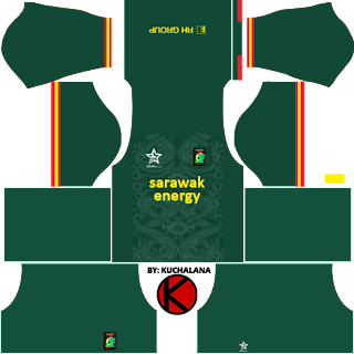 Sarawak Kits 2017 -  Dream League Soccer