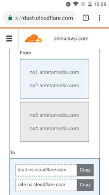 Cara Memasang SSL Cloudflare pada Domain