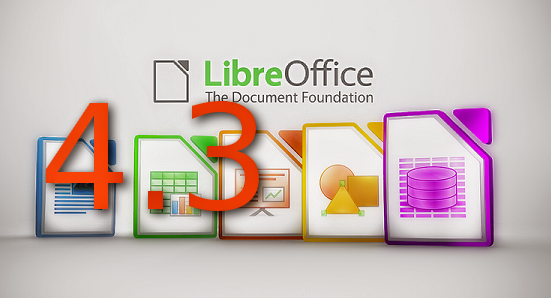 Libre Office 4.3