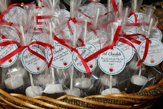 I Love Making Party Favors For Our Annual Christmas The Favor Is Always Something Sweet That Guests Can Take Home And Enjoy Later