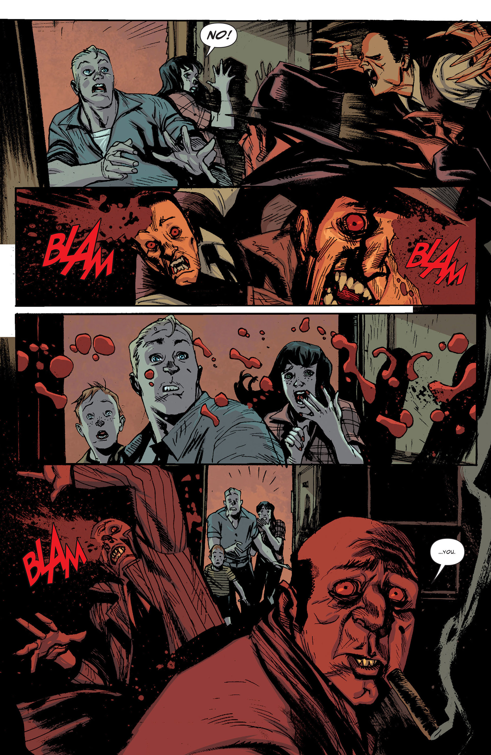 Read online American Vampire: The Long Road To Hell comic -  Issue # Full - 35