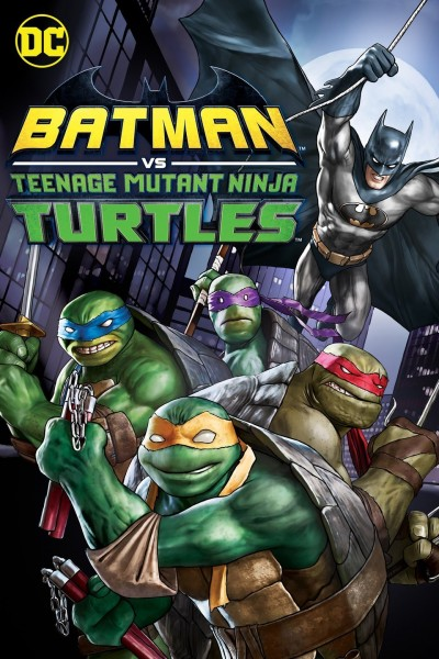 Batman vs. Teenage Mutant Ninja Turtles (BRRip 720p Dual Latino / Ingles) (2019)