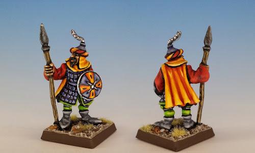 Talisman Saracen, Citadel Miniatures (1987, sculpted by Aly Morrison)