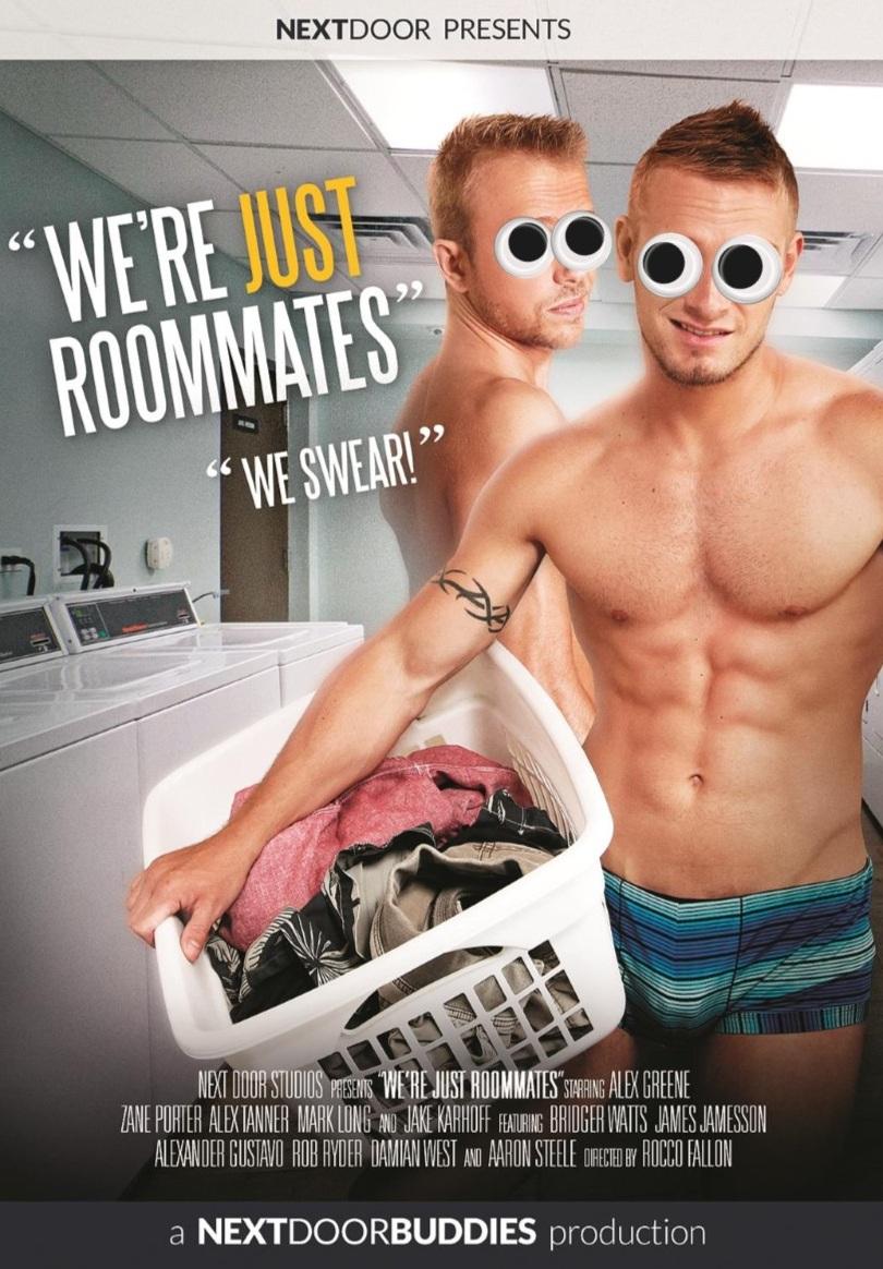 Alex Stevens Roommate Gay Porn adammaleblog - gay culture, art, music, humor, and more