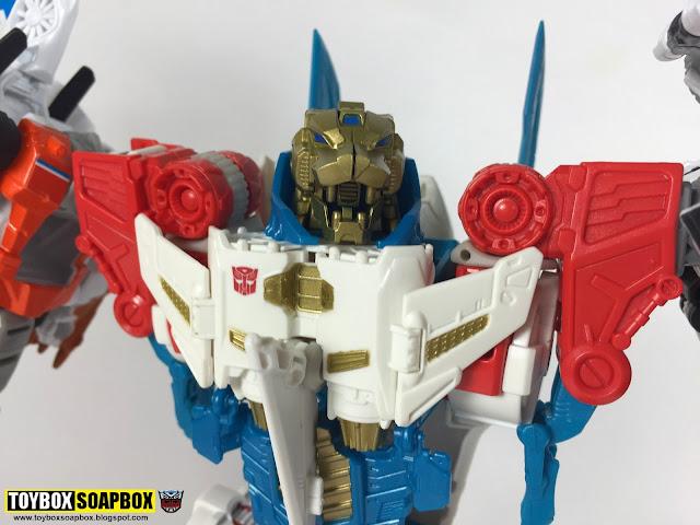 transformers sky reign combiner lynx head