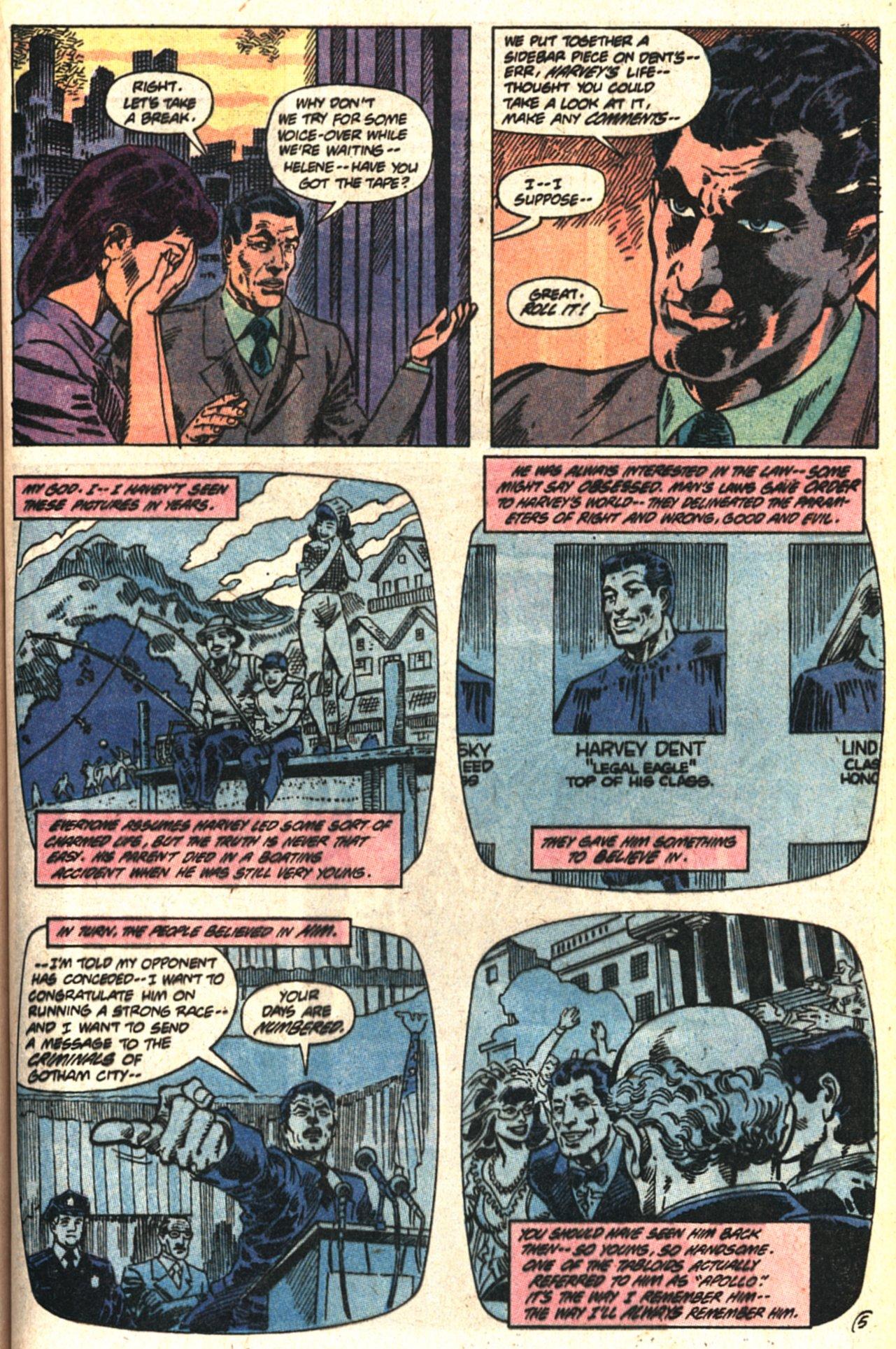 Read online Secret Origins (1986) comic -  Issue # _Special 1 - 42