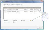 Cara Instal Windows 7 Lengkap dan Mudah Step 13