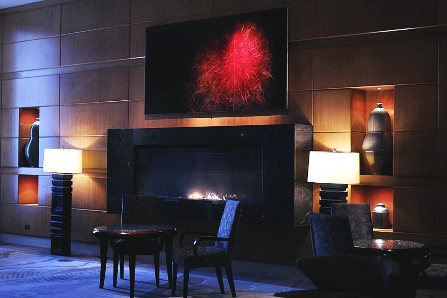 kamin hotel lobby