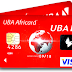 You Can Now Use Your UBA Naira Debit Card to Shop Internationally For a Limited Period