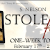 Blog Tour & Giveaway - Stolen Fate by S. Nelson