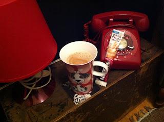 beyaz çikolata mocha kahve evini kafeye çevir