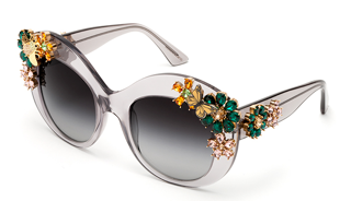 The Crystal Cult Sunnies Eyewear