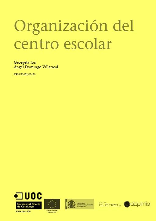 Organización del centro escolar – UOC