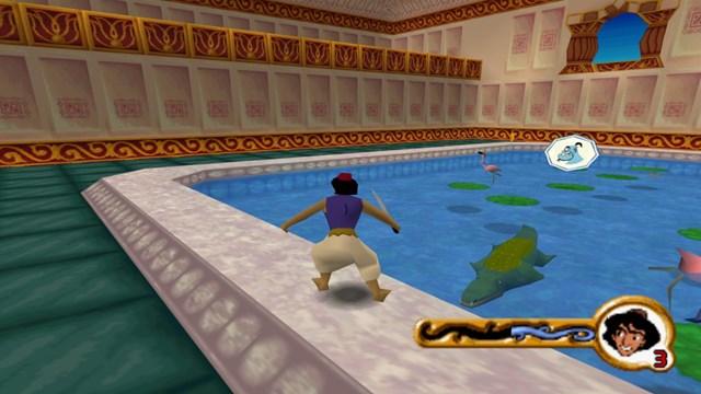 Download Disney Aladdin Nasira's Revenge PC Gameplay