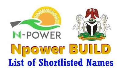 Npower Build Shortlisted Candidates Names 2017/2018 – Download Here