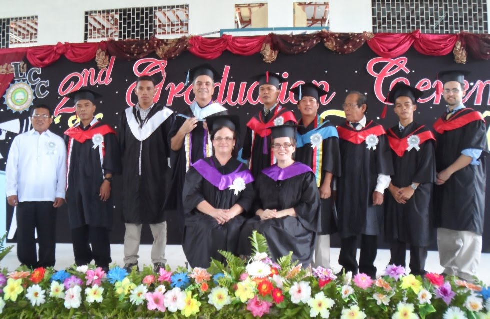 Leyte Christian College faculty, April 5, 2013