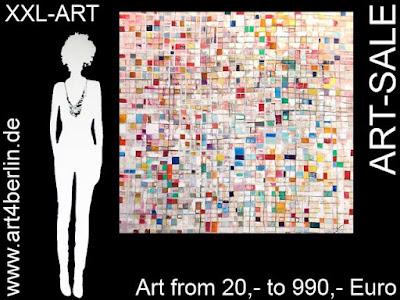 Modern Art. Gemälde die einrichten.