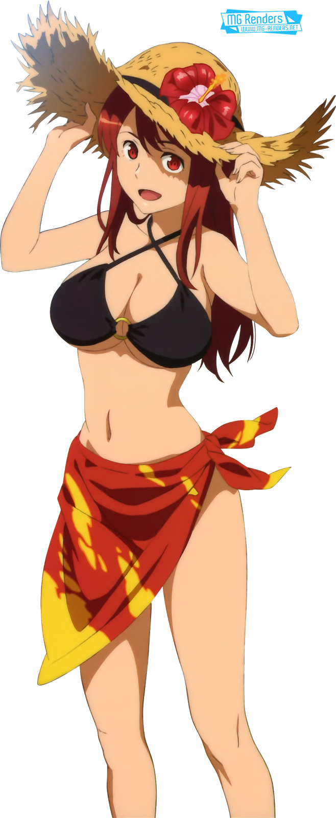 Tags: Anime, Render,  Maou,  Maoyu Maou Yusha,  Skirt,  PNG, Image, Picture