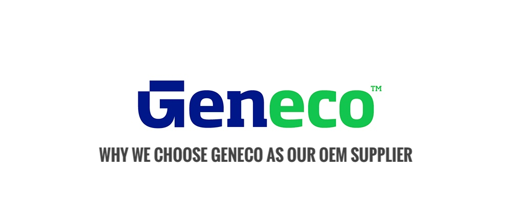 Why we choose Geneco as our OEM (Open Electricity Market