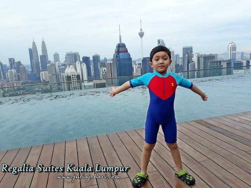 Regalia Suites Kuala Lumpur Kejutan Istimewa Kekasih Bukan Paksa Rela !
