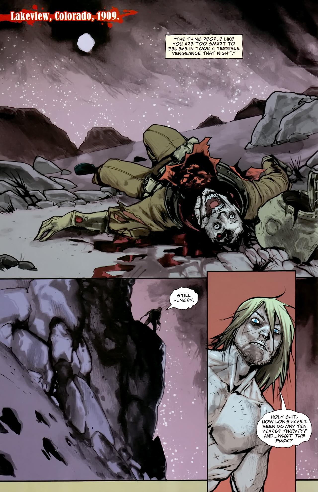 Read online American Vampire comic -  Issue #3 - 20