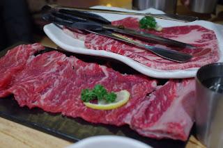 Woo Gaa bbq meat