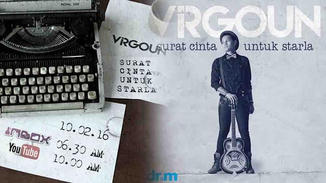 Chord Gitar Dan Lirik Lagu Virgoun - Surat Cinta Untuk Starla