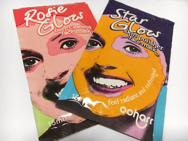 Ooharr face masks