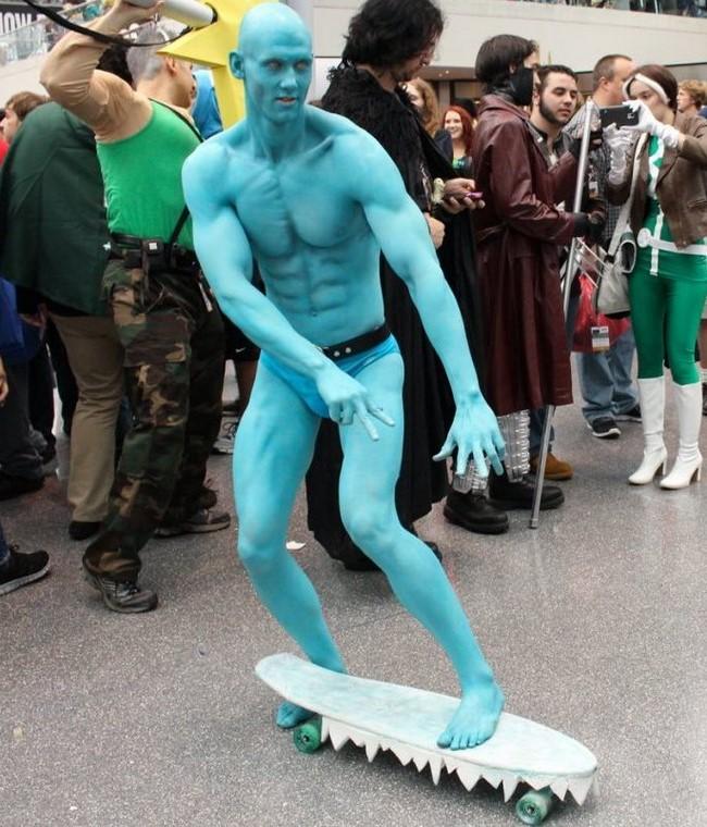 Os mais incríveis cosplays da Comic Con New York