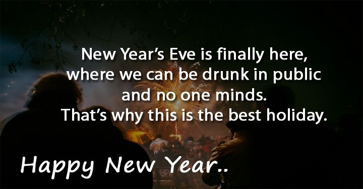 Happy new year pic with quotes in hindi