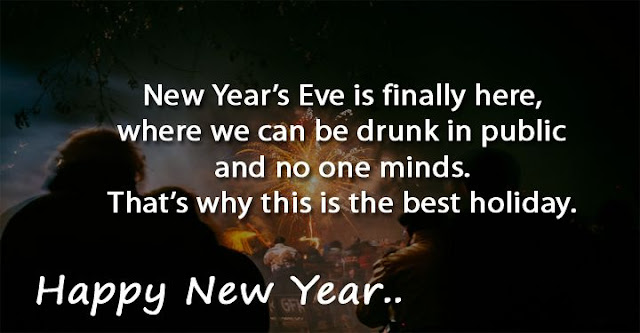 Happy New Year Funny Quotes And Memes