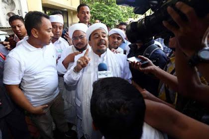 Alhamdulillah, Kondisi Habib Rizieq Sehat Wal Afiat dan Dalam Keadaan Baik-baik Saja