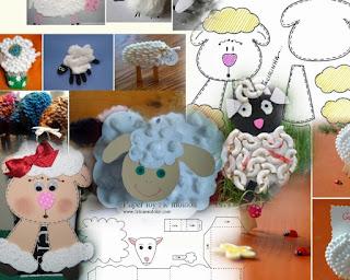 Bricolage : réaliser des mouton