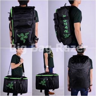 Gaming Bag - Tas GAming BIGBAG Backpack - Razer