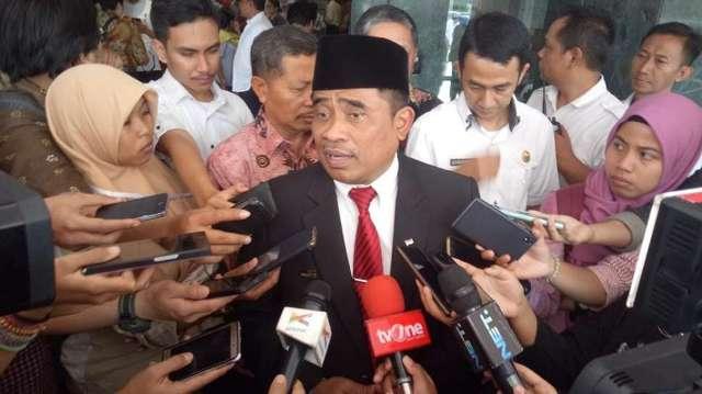 "Hormati DPRD, Plt Gubernur Stop 12 Proyek ""Pro Rakyat"" Besutan Ahok senilai Rp 4,4 Triliun"
