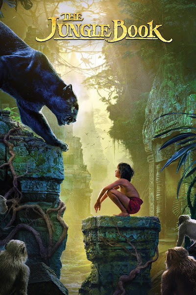 Poster of The Jungle Book (2016) Dual Audio [Hindi-DD5.1] 720p BluRay ESubs Download
