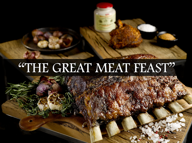 The Great Meat Feast - The Carvery (Park Hotel Alexandra)