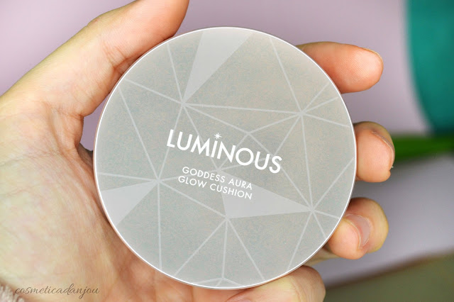 TONYMOLY Luminous Goddess Aura Glow Cushion SPF50+ PA+++ #1 Skin Beige