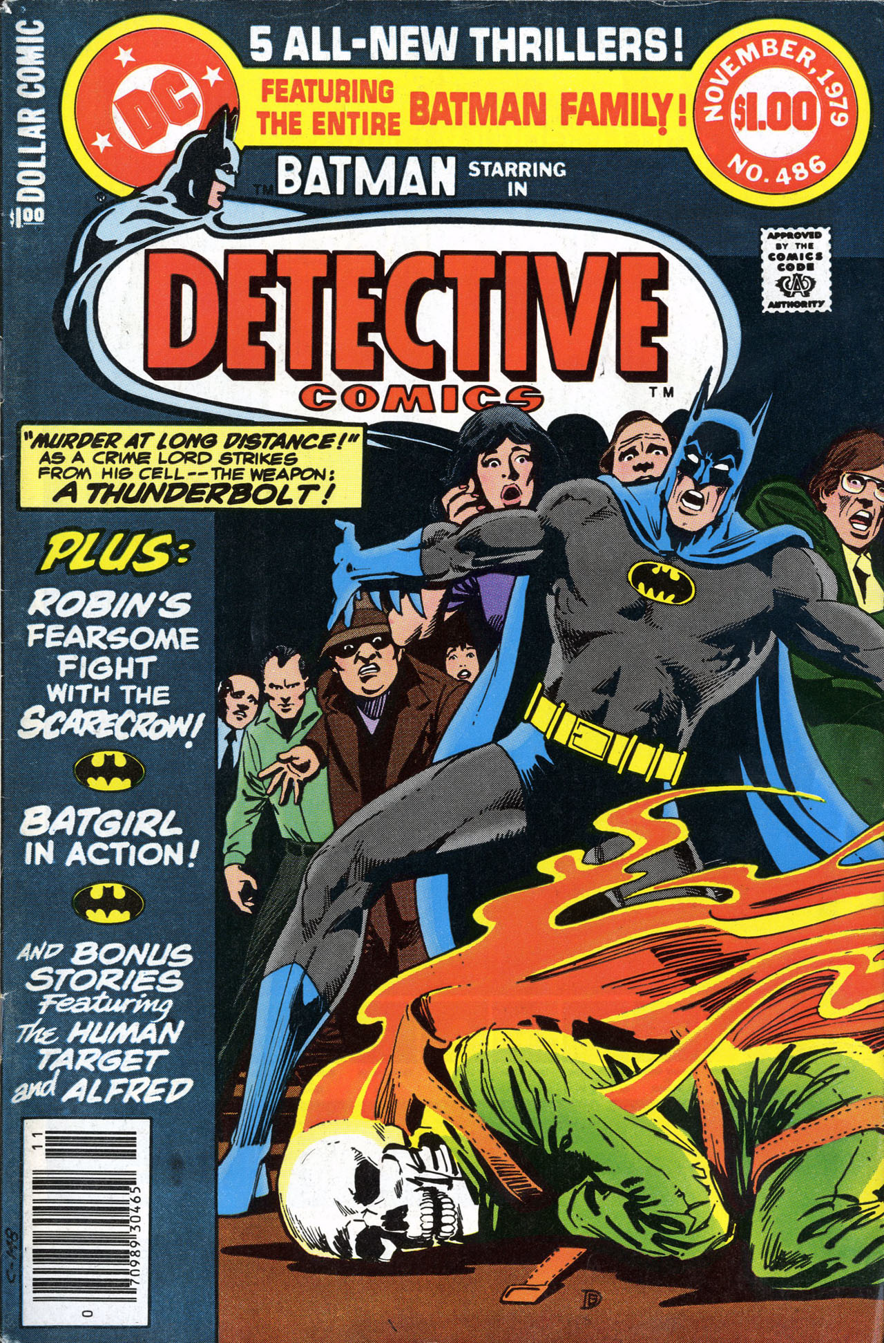 Detective Comics (1937) 486 Page 1