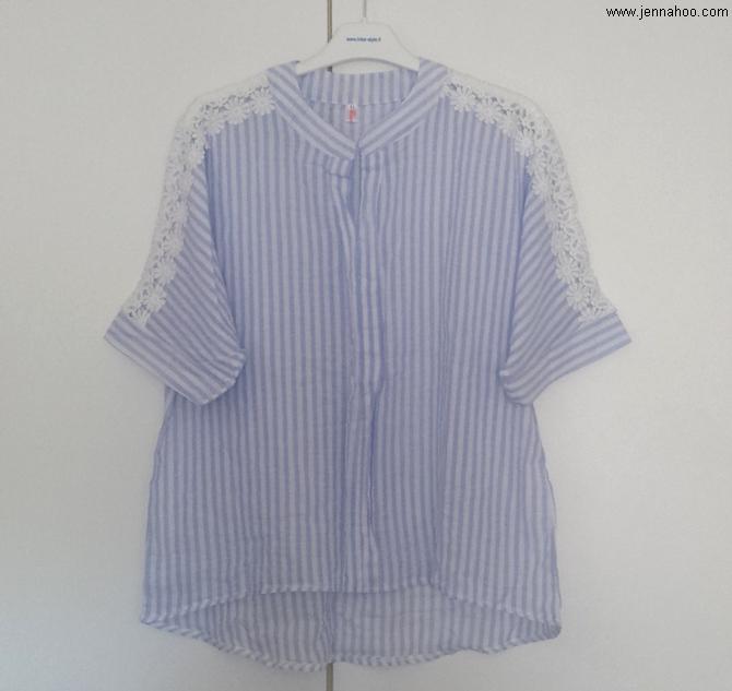 SheIn Striped Shirt